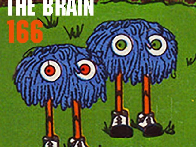Radio Panik - The Brain #166 - The Brain