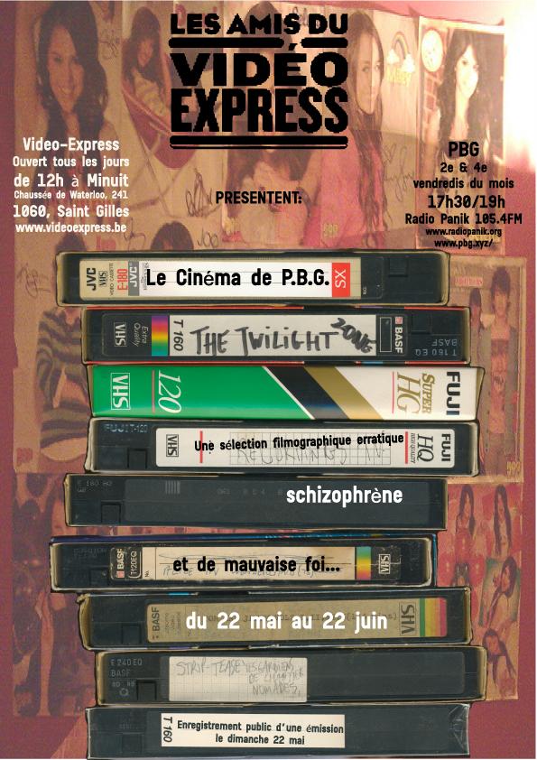 pbg videoexpress poster