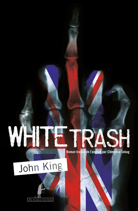 white trash john king cover